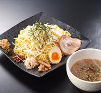 立川やかつおつけ麺