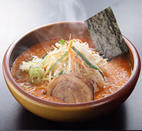 Tachikawaya Spicy Ramen