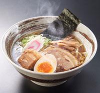Tachikawaya Special Katsuo Ramen (bonito broth)